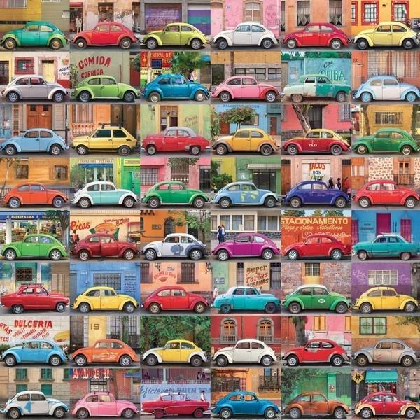 Muchos Autos - 300 Pieces