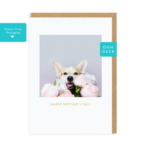 Mother's Day Corgi - SAY-GC-4212-A6