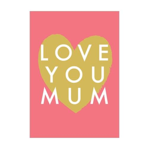 Love You Mum - MDM11