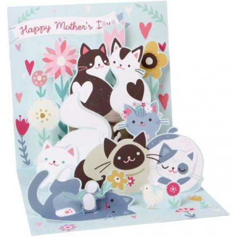 Mother's Day Kitties - 1293