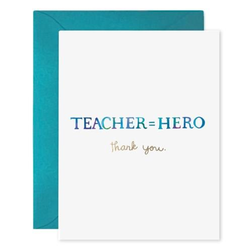 Teacher = Hero - SP492