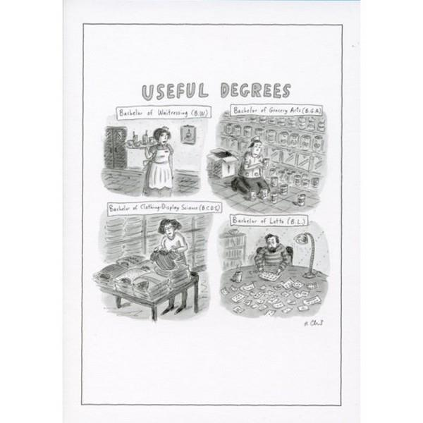 Useful Degrees - NYS002