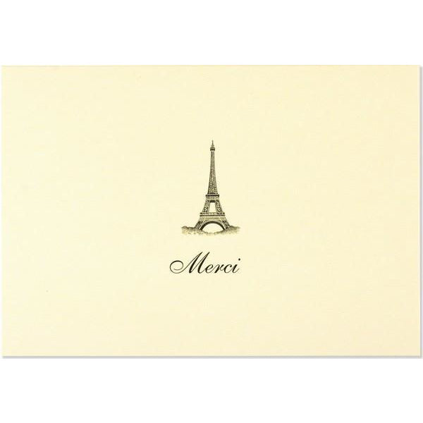 Merci Thank You Notecards