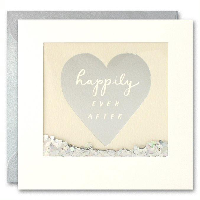 Happily Ever After Wedding Card | The Gifted Type