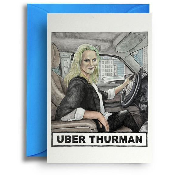 Uber Thurman - COL5