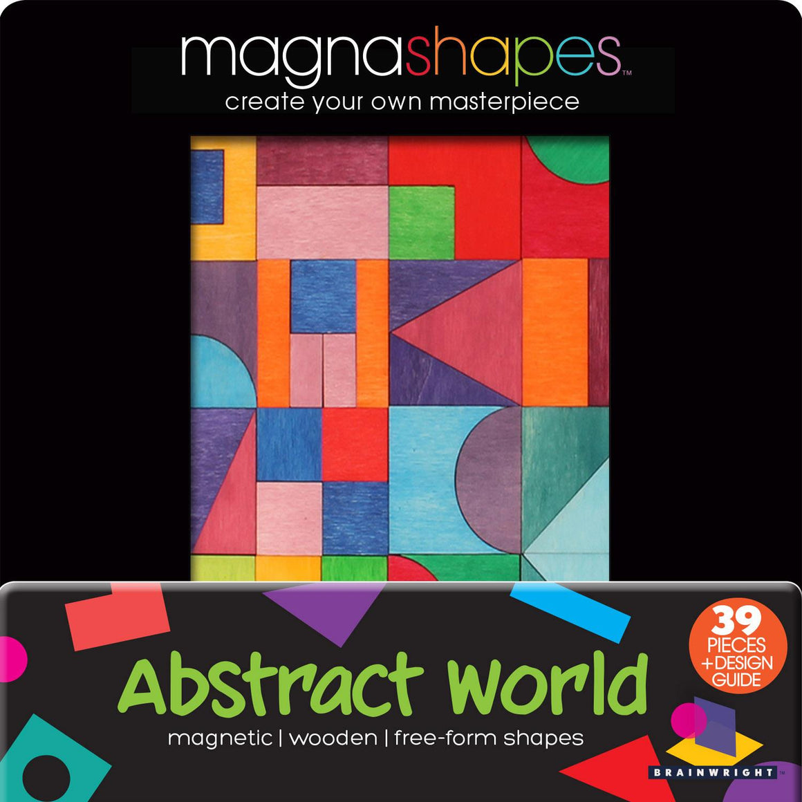 Abstract World | Magnashapes | The Gifted Type