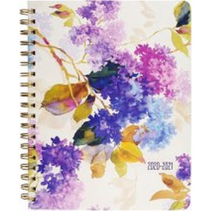 Lilac Mom's Weekly Planner - 18 Months