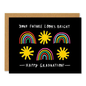 Bright Future Greeting Card