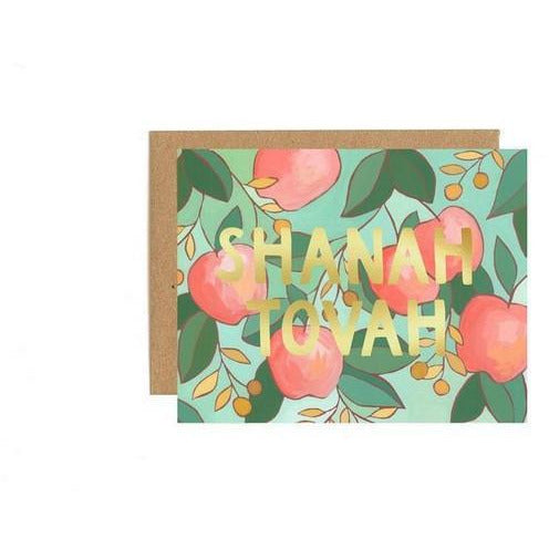 Shanah Tovah - Greeting Card