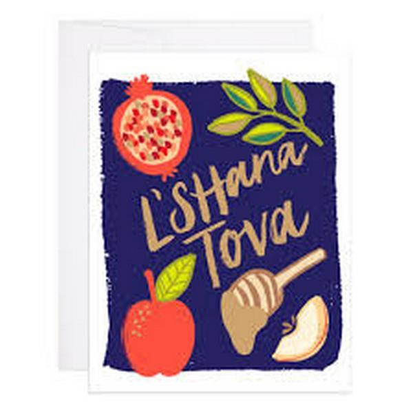 L'Shanah Tova - Greeting Card