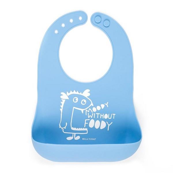 Moody Without Foody - Silicone Bib