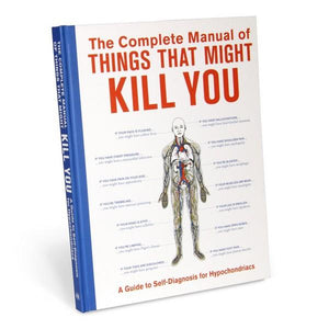 Things That Might Kill You Book