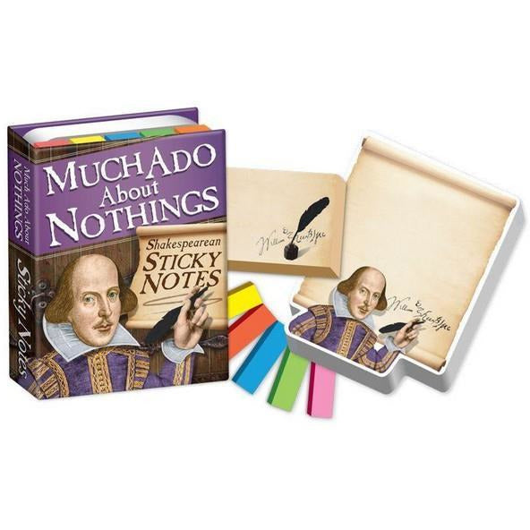 Much Ado About Nothing - Sticky Notes