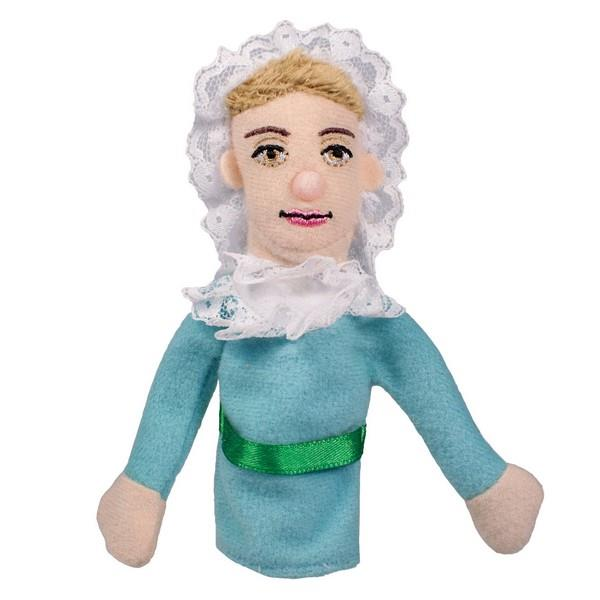 Jane Austen - Magnetic Finger Puppet