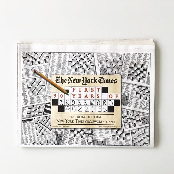 The New York Times Crossword Puzzles Compilation - First 50 Years