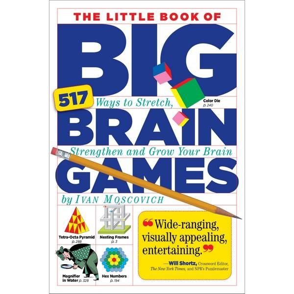 The Little Book Of Big Brain Games | Variety | The Gifted Type