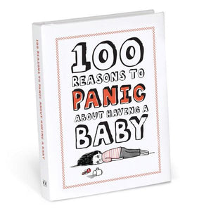 100 Reasons To Panic About Having A Baby | The Gifted Type