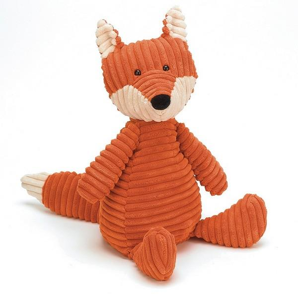 Jellycat Medium Cordy Roy Fox | The Gifted Type