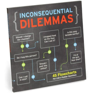 Inconseqential Dilemmas Book