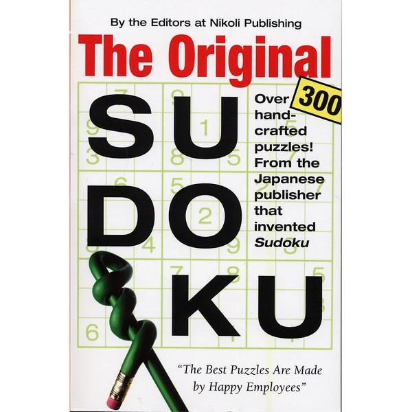 The Original Sudoku | Sudoku | The Gifted Type