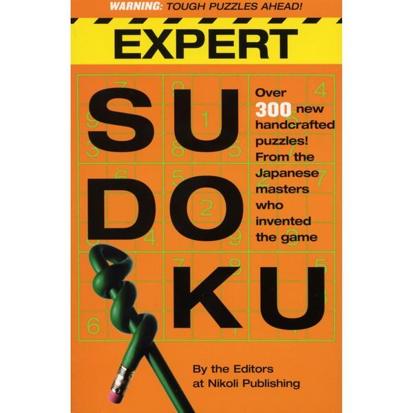 Expert Sudoku | Sudoku | The Gifted Type