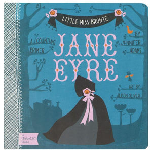 Jane Eyre Board Book | The Gifted Type