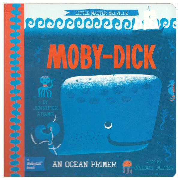 Moby Dick Board Book | The Gifted Type
