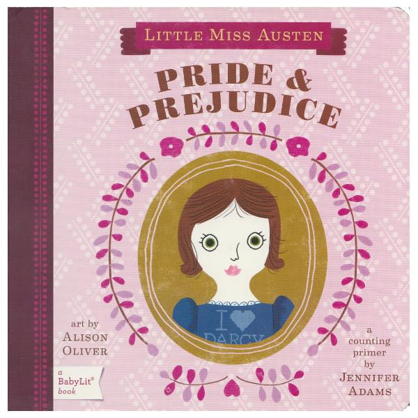 Pride & Prejudice Board Book | The Gifted Type