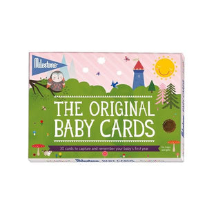 Milestone The Original Baby Cards | Photo Cards | The Gifted Type