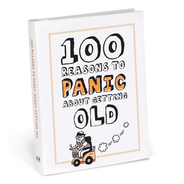 100 Reasons To Panic About Getting Old | The Gifted Type