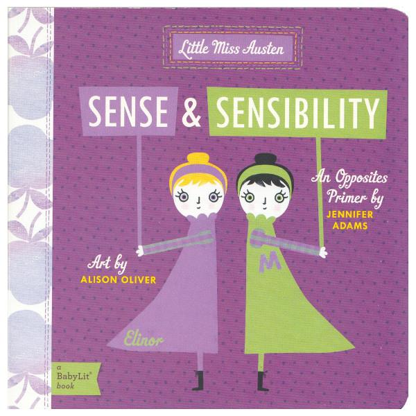 Sense & Sensibility Board Book | The Gifted Type