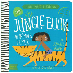 The Jungle Book Board Book | The Gifted Type