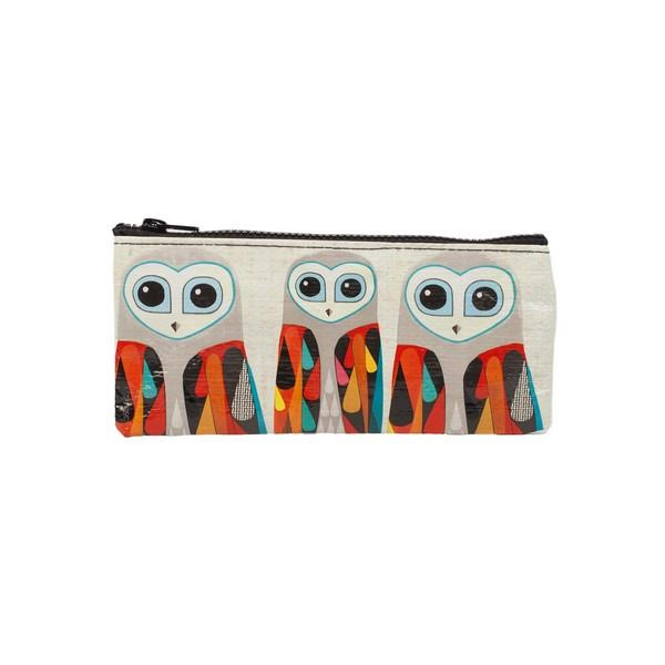 Blue Q Pencil Case Hoo's Next | The Gifted Type