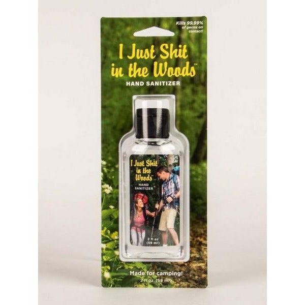Shit in the Woods - Hand Sanitizer