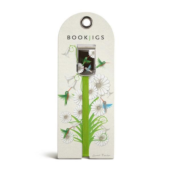 Bookjig Sweet Nectar | Bookmark | The Gifted Type