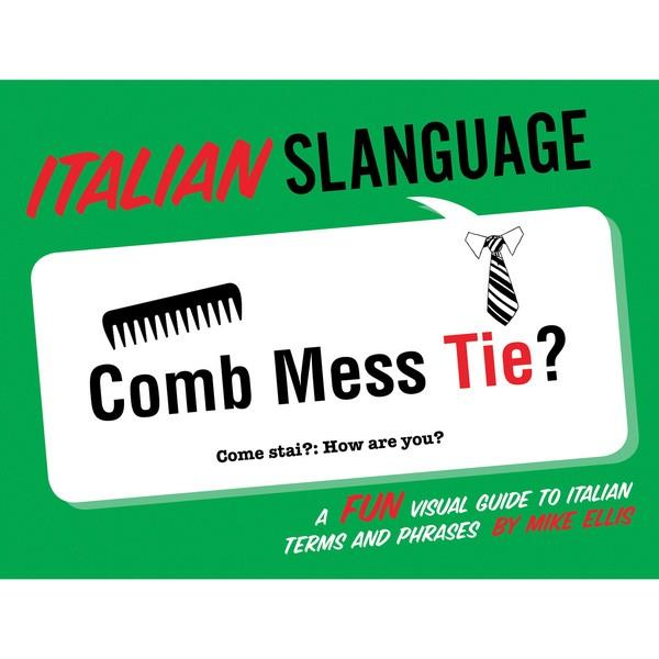 Italian Slanguage | Travel Books | The Gifted Type