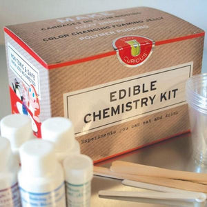 Copernicus Edible Chemistry Kit | The Gifted Type