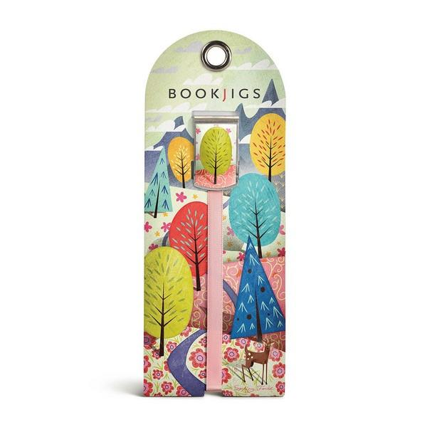 Bookjig Spring Forth | Bookmark | The Gifted Type
