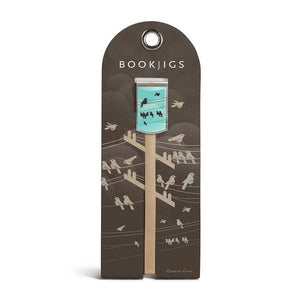 Bookjig The Gossip Line | Bookmark | The Gifted Type