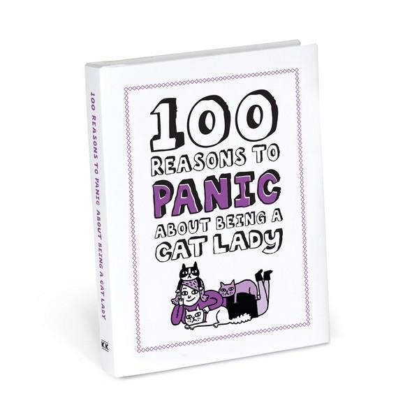 100 Reasons To Panic About Being A Cat Lady | The Gifted Type