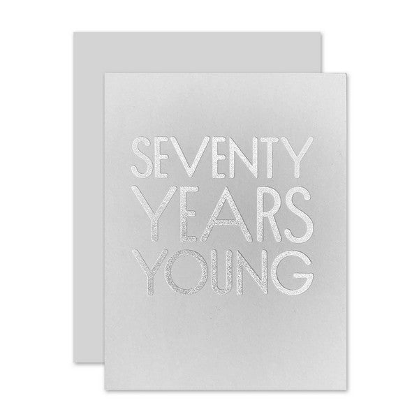 Seventy Years Yong - 1318