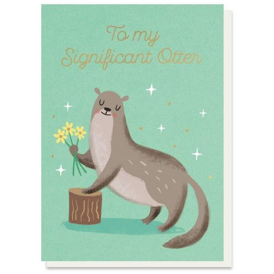 Significant Otter - WILD06