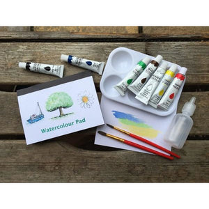 Watercolour on the Go - Activity Kit