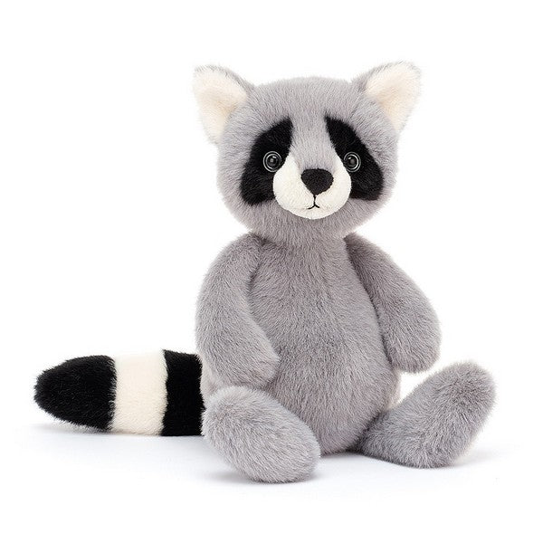 Jellycat Plush Whispit Raccoon
