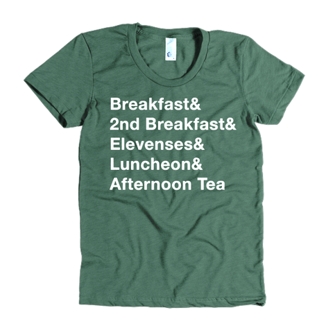 2nd Breakfast T-shirt
