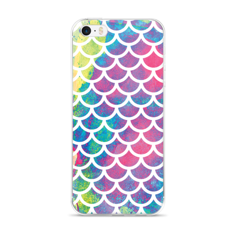 Psychadelic Mermaid iPhone case