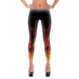 Catching Fire Leggings