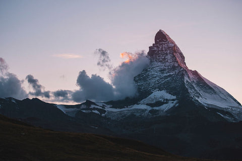 THE MATTERHORN AT SUNSET II
