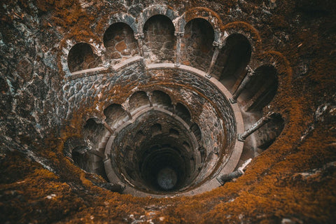 QUINTA DA REGALEIRA CASTLE WELL