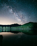 MILKY WAY - ROCKY MOUNTAIN NAT'L PARK III